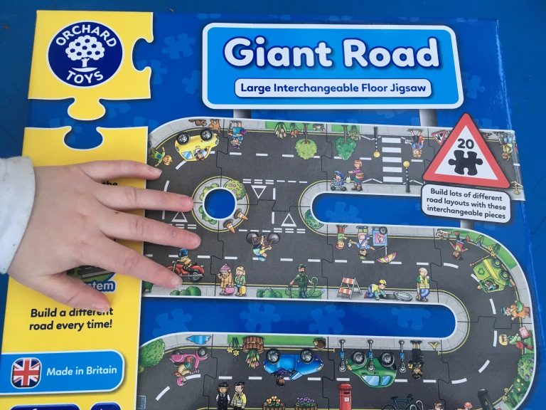 Review giant road jigsaw by orchard toys special educational it almost doesnt seem right calling the giant road jigsaw a jigsaw as weve discovered it is a lot more than that made up of 20 beautifully designed gumiabroncs Choice Image