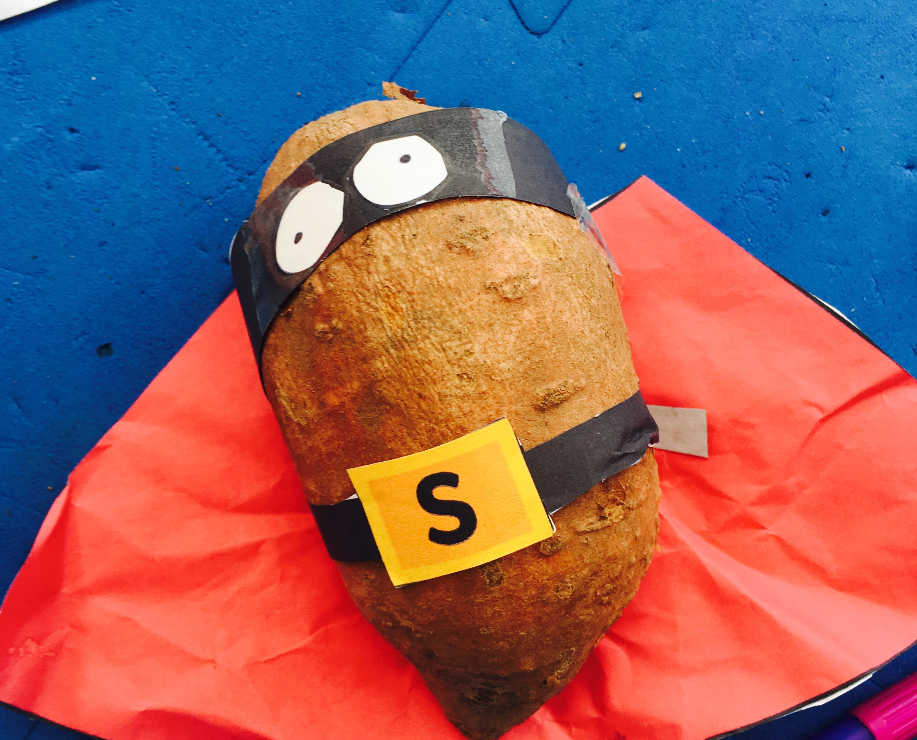 Make your own Super Potato with Twinkl. – Special Educational Needs  Resources Blog