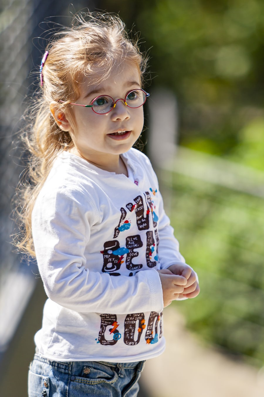 How Can You Encourage Your Child To Wear Their Glasses?