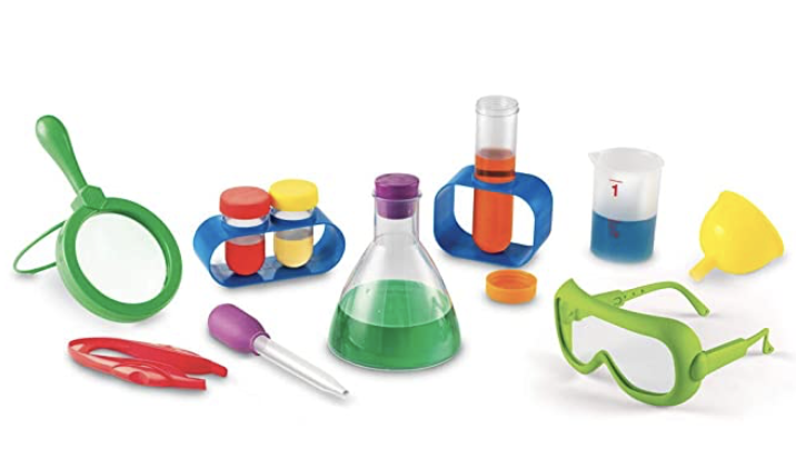 Review: Primary Science Lab Set by Learning Resources UK